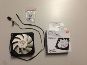 Artic Fan Kit